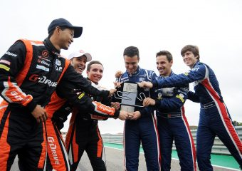 4 Hours of Portimão - A new podium for Hugo